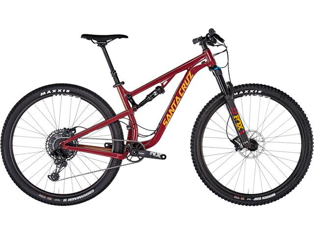 Santa Cruz Tallboy 3 AL R-Kit MTB Fullsuspension rød (2019) | Mountainbikes